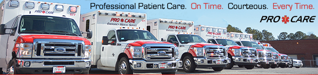 Professional Patient Care. On Time. Courteous. Every Time
