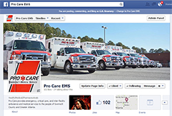 Pro Care on Facebook
